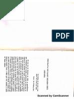 Biografia de Tadeu Isidoro Cruz  - Jorge Luis Borges