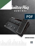 Rig Kontrol 3 Manual English