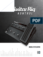 Rig Kontrol 3 Manual French