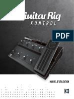 Rig Kontrol 3 Manual French