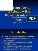 Caring for a Patient with Down Syndrome 2.ppt