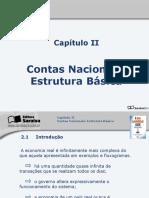 Contas Nacionais-Estrutura Básica Cap.2-A Nova Contabilidade Social - Leda Maria Paulani