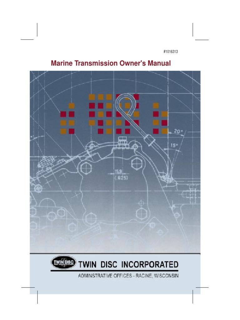 operators manualtwindiscmg5091sc pdf clutch propeller rh es scribd com