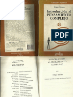Introduccion al Pensamiento Complejo E Morin.pdf
