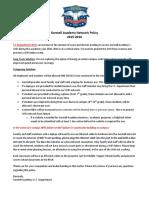 ga network policy 2015-16