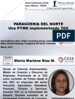 Gloria Marlene Diaz_24 TOCPA_31 March-1 Apr 2016_Bogota_Colombia_Spanish