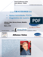 Alfonso Velez_24 TOCPA_31 March-1 Apr 2016_Bogota, Colombia_Spanish