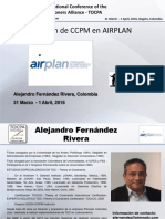 Alejandro Fernandez_CCPM_24 TOCPA_31 March-1 Apr 2016_Bogota, Colombia_Spanish