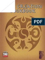 Green Ronin Publishing - Race Creation Cookbook