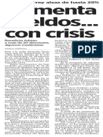 05-05-16 Aumenta sueldos... con crisis