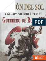 El Leon Del Sol - Harry Sidebottom