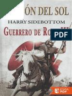 El Leon Del Sol - Harry Sidebottom