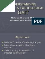 Normal Pathological Gait