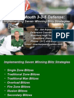 3-3 Blitz Strategies