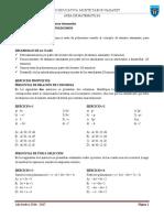 Clase 01. Suma y Resta de Polinomios