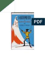 Fantomette Et La Dent Du Diable Original
