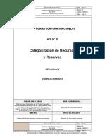 Trabajo de Recursos y Reservas