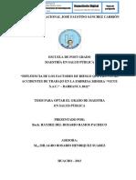INFLUENCIA DE LOS FACTORES DE RIESGO QUE PROVOCAN ACCIDENTES DE TRABAJO EN LA EMPRESA MINERA (1).pdf