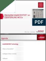 DNet-IntelliCENTER-CustomerPresentation