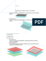 Distancias, Posición Relativa y Proyecciones