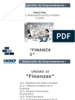 Presentación de Finanzas