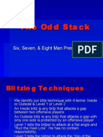 CLINIC 3 - The Odd Stack-6 7 8 Man Pressures