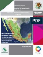 2009 Procedimiento Mapas de Áreas Prioritarias 23-02-10