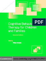 [Philip J. Graham] Cognitive Behaviour Therapy For