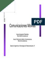 Comunicacion de Red 2G y 3G