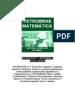 Matemática BR - Nível Médio Petróbras
