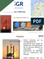 1. Generalidades y Reforma SGR