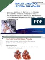 Diagnóstico Por Imagen - IC, Edema Pulmonar y Pericarditis