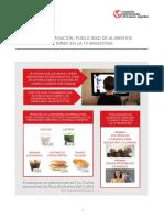 Publicidad de alimentos en Argentina