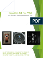 Republic Act No 9995