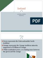 senoir project-ireland