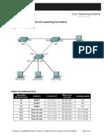 Laboratório 5.5.1 - Protocolo Spanning Tree Básico
