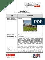 Casandra UPZ