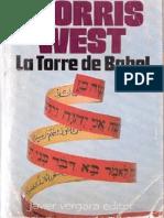 Morris West - La Torre De Babel.pdf