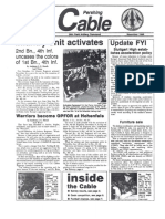 The Pershing Cable (Nov 1990)