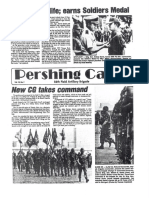 The Pershing Cable (Jul 1982)
