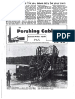 The Pershing Cable (Oct 1977)