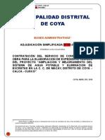 11.Bases Estandar as Consultoria de Obras Coya Ok