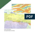 Peta Topografi Kradenan Sekitarnya