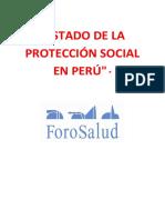 Proteccion Social Peru