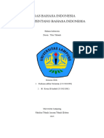Artikel Tentang Bahasa Indonesia