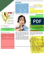 Leaflet Kompres Hangat