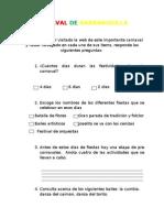 Ficha Carnavales