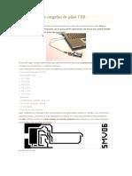 Cómo Hacer Un Cargador de Pilas USB