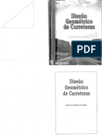 DiseñoGeometricodeCarreterasCardenasJames
