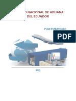 PlanEstrategico 2015 SENAE